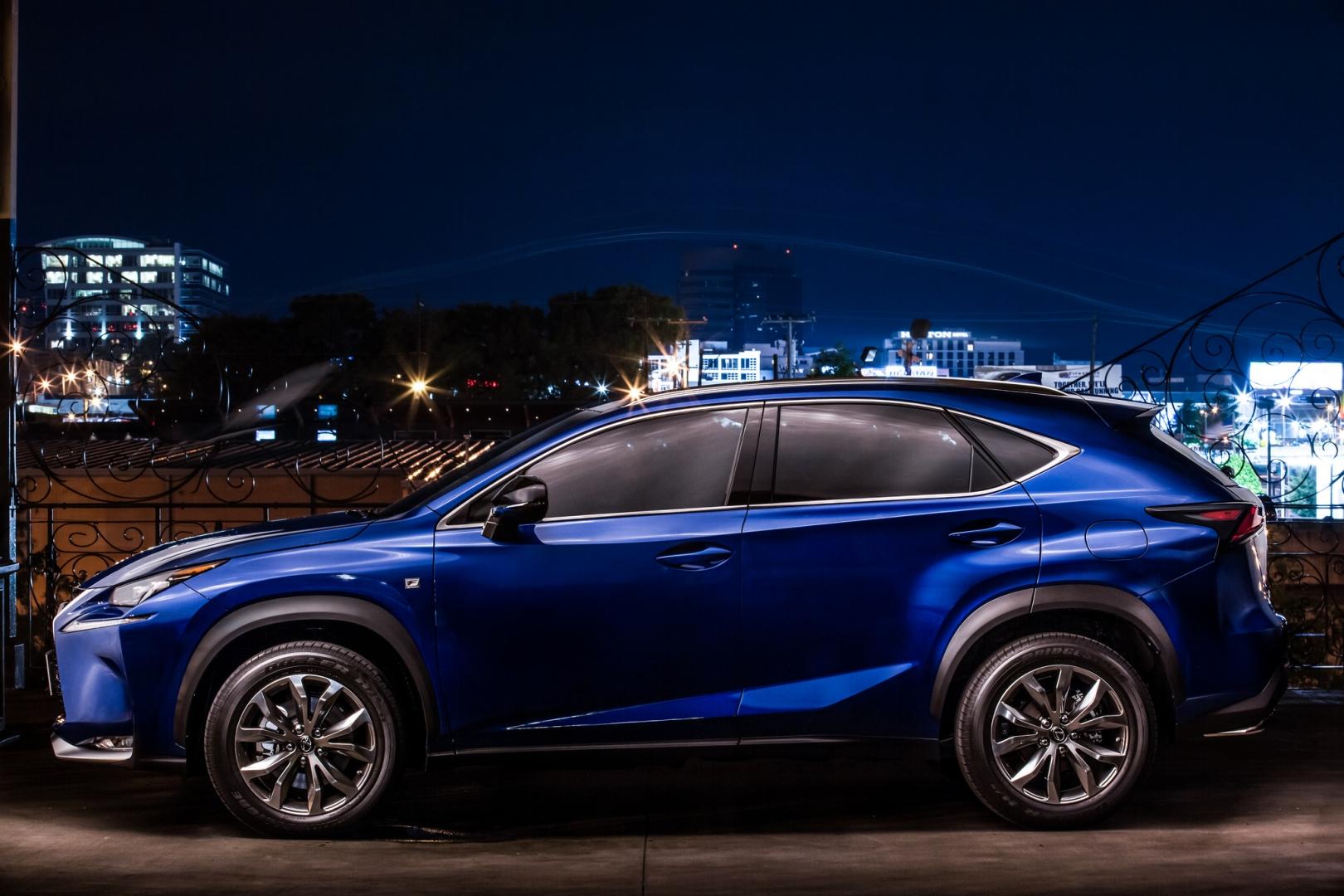2015 LEXUS NX Review  autoevolution