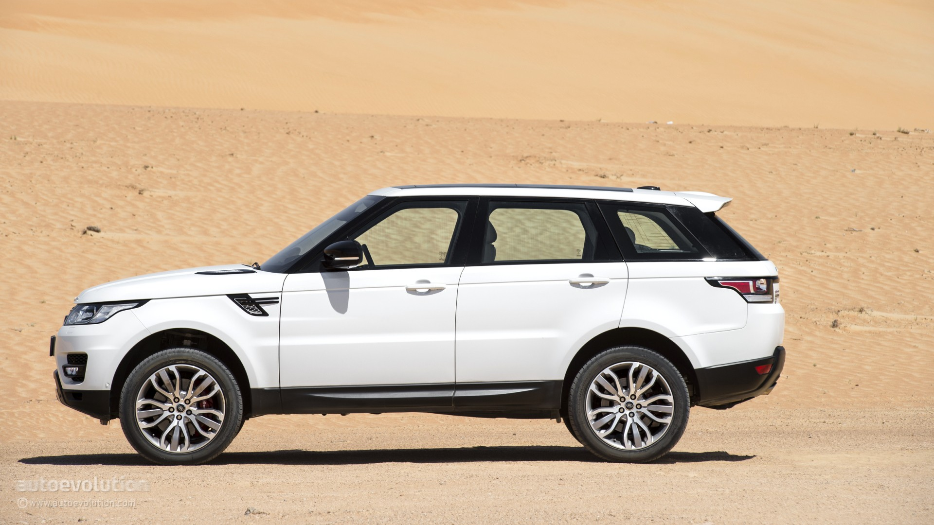 2015 Range Rover Sport Supercharged Review Page 2 autoevolution