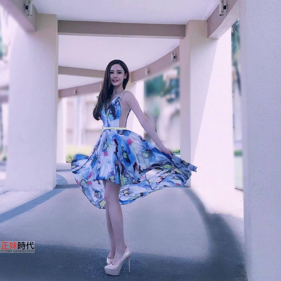 黃詩棋 Yumi Wong 神似Angelababy的超美大馬模特兒 - 【正妹時代