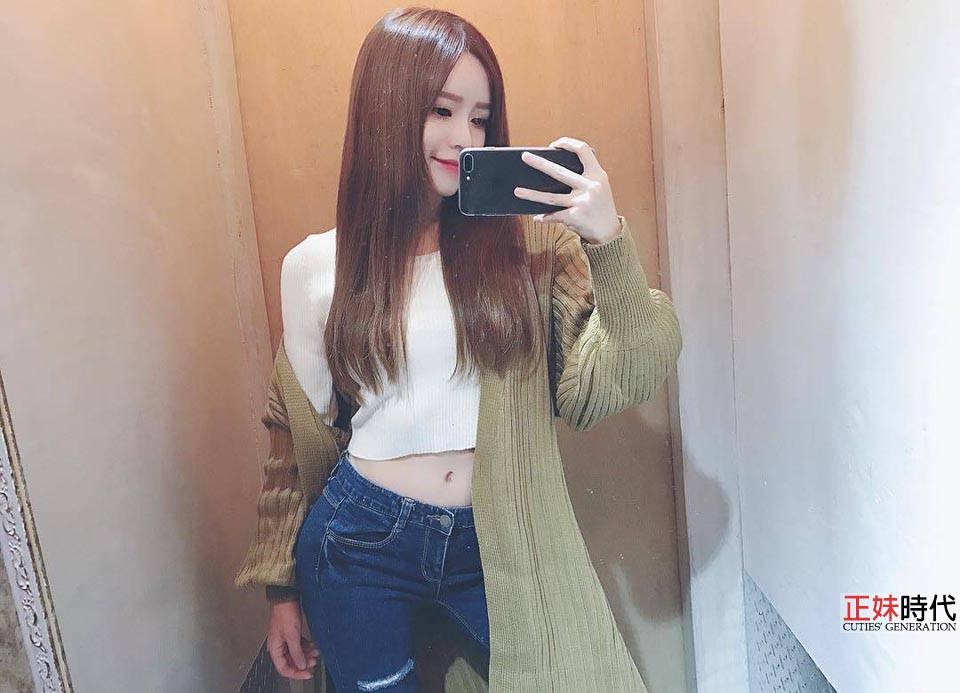 劉彤彤 萌萌可愛網路模特 纖細美腿好吸睛 | 正妹時代