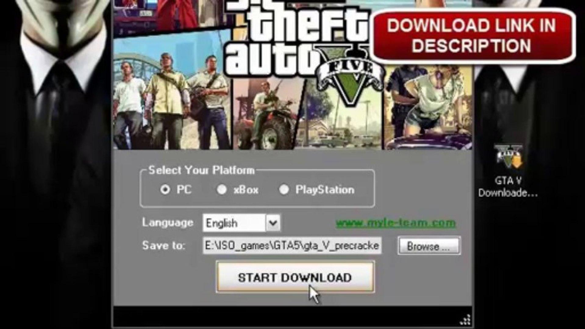 Hot Gta V Full Pc Xbox 360 Ps3 Precracked 16 09 2013 Video Dailymotion