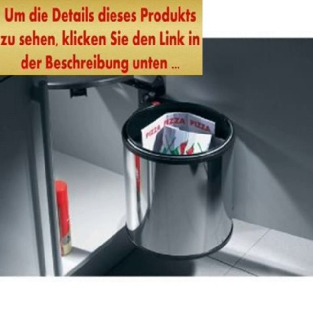 Angebote Hailo Big-Box Swing 40.1/20 bs Einbau Abfallsammler - video  Dailymotion