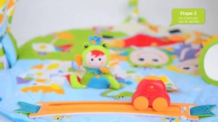yookidoo tapis d eveil gymotion playland