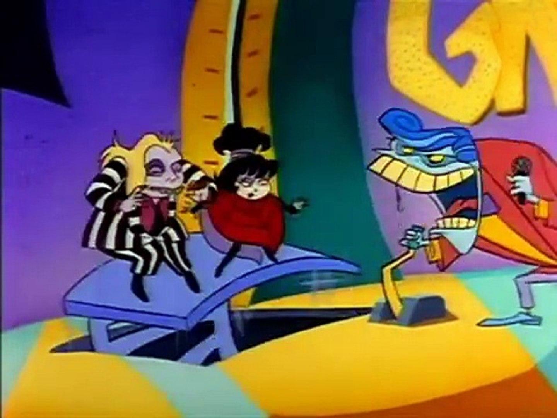 beetlejuice the animated series
