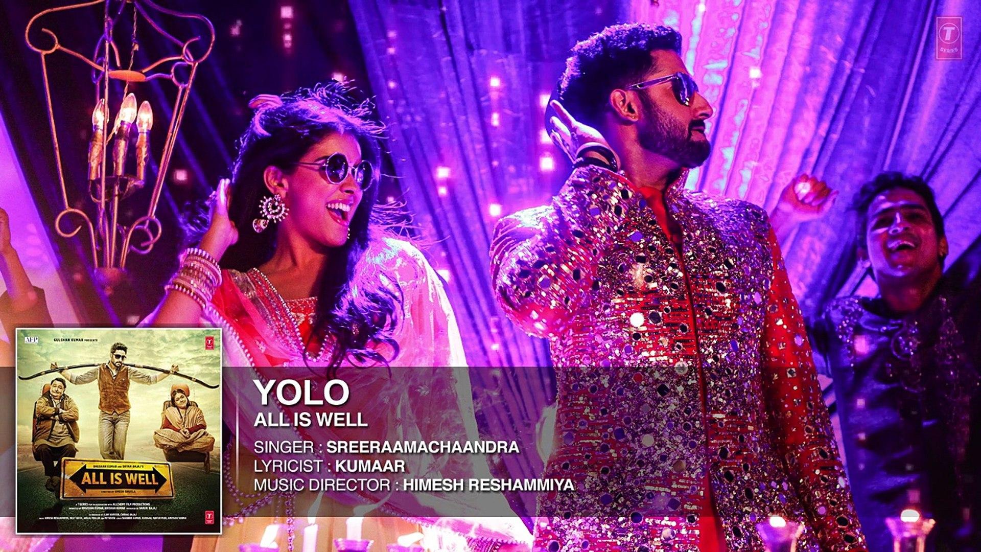 yolo full audio song