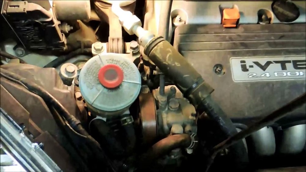medium resolution of honda cr v serpentine belt installation 2007 2011 in a half hour with no special tools video dailymotion