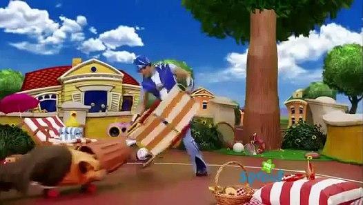 Lazy Town S3 Scavenger Hunt FULL (Cartoon Online Tv) - video dailymotion