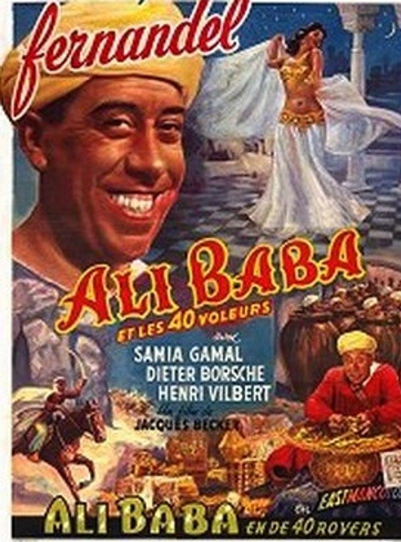 Ali Baba Et Les 40 Voleurs Fernandel : voleurs, fernandel, Voleurs, Vidéo, Dailymotion