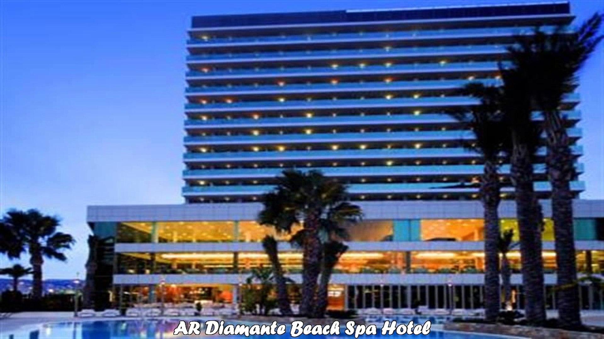 Hotels In Calpe Ar Diamante Beach Spa Hotel Spain