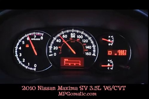 small resolution of 2013 nissan maxima speedometer
