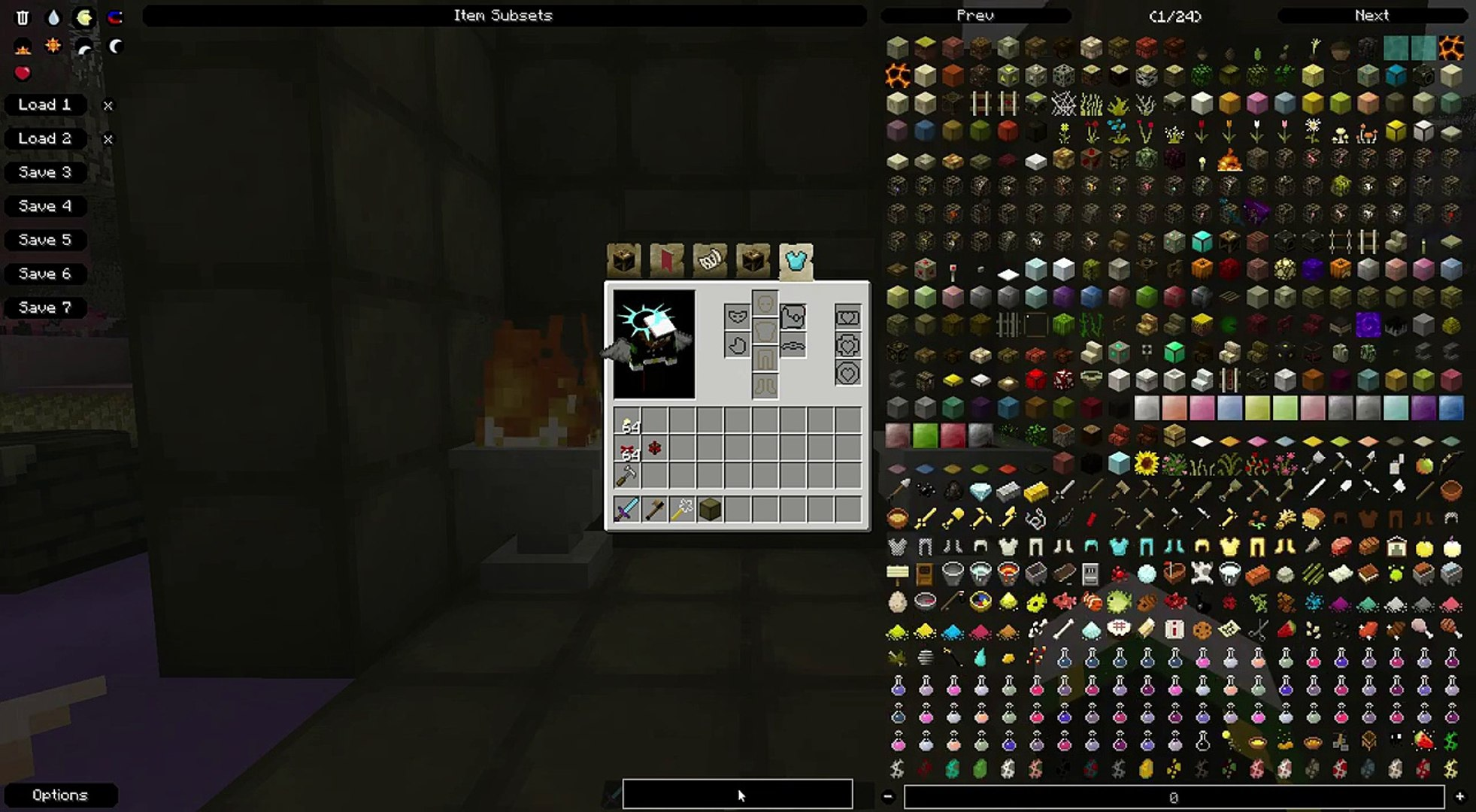 A Drawbridge And Bookcase Secret Door No Voice In Minecraft