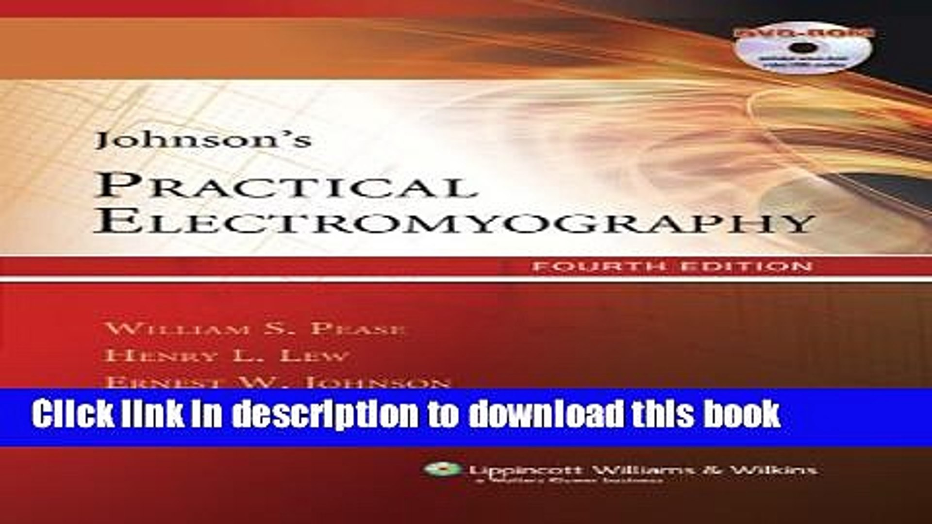 Practical Electromyography Download Free - Read Unicron 0 ...