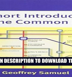 pdf a short introduction to the common law full online video dailymotion [ 1920 x 1080 Pixel ]