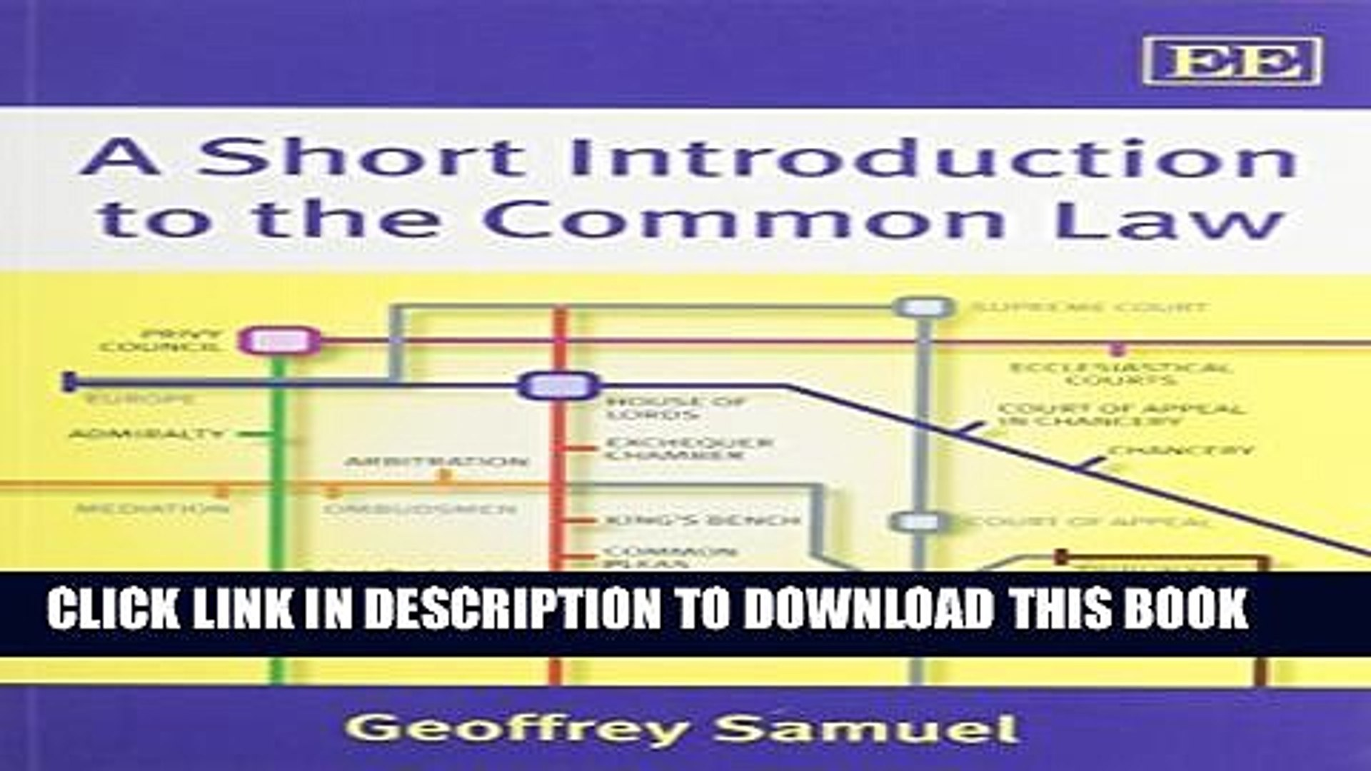 hight resolution of  pdf a short introduction to the common law full online video dailymotion