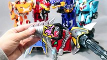 Kyoryuger (Opening) - Vídeo Dailymotion