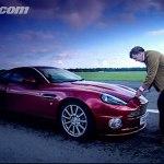 Aston Martin Vanquish Car Review Top Gear Bbc Video Dailymotion