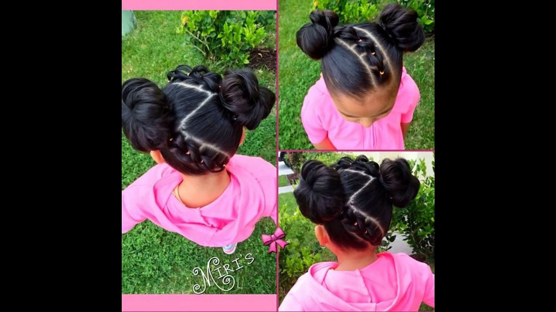 Kids Cornrows Hairstyles Girls Hairstyles For Natural Hair