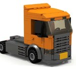 Lego City Scania Truck Instructions Video Dailymotion