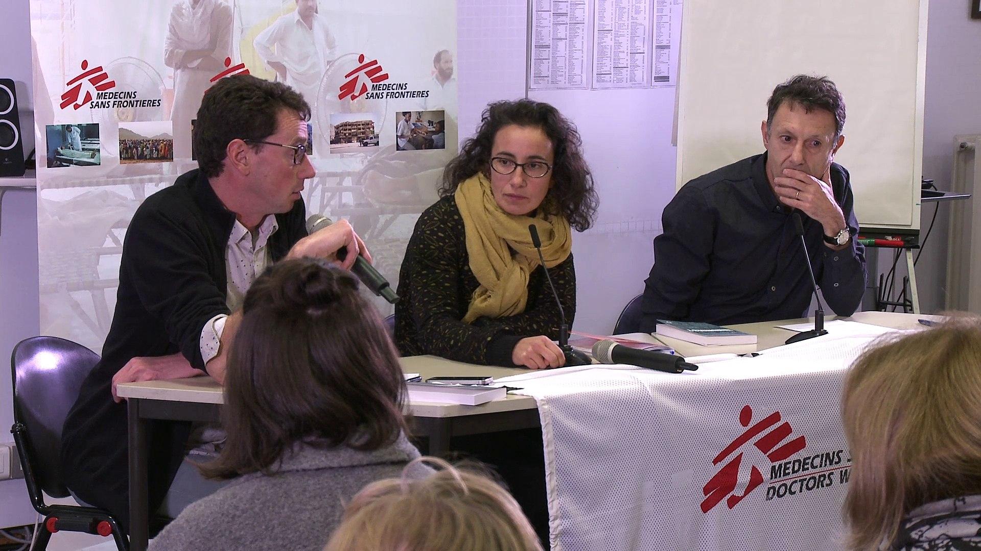 Conference Debat Msf Crash 01 Immunises Un Nouveau Regard Sur Les Vaccins