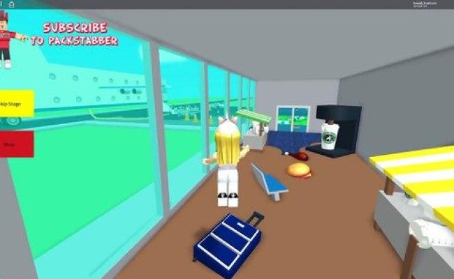 Roblox Escape The Plane Crash Obby видео Dailymotion