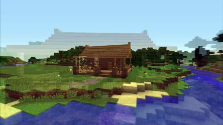 Minecraft: How To Build A Small Survival Starter House Tutorial Easy Vídeo Dailymotion