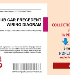 2012 club car precedent wiring diagram video dailymotion mix wiring diagram for precedent 11 [ 1919 x 1080 Pixel ]