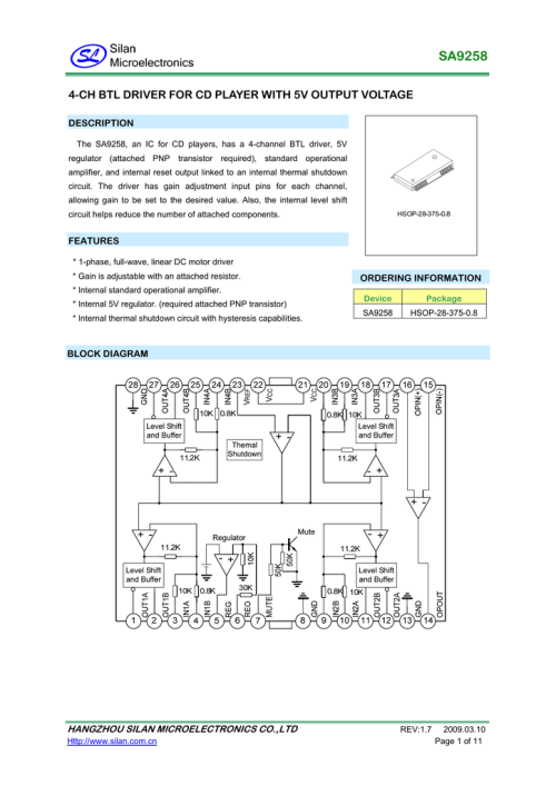 small resolution of cd player block diagram