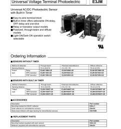 omron e3jme3jm photoelectric switch wiring diagram 20 [ 791 x 1024 Pixel ]