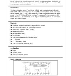 block diagram wireles mouse [ 791 x 1024 Pixel ]