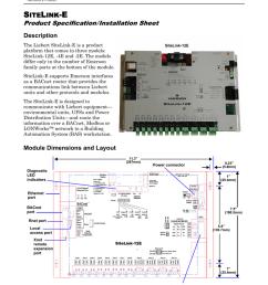 liebert sitelink e emerson network power card bacnet wiring diagram emerson [ 791 x 1024 Pixel ]