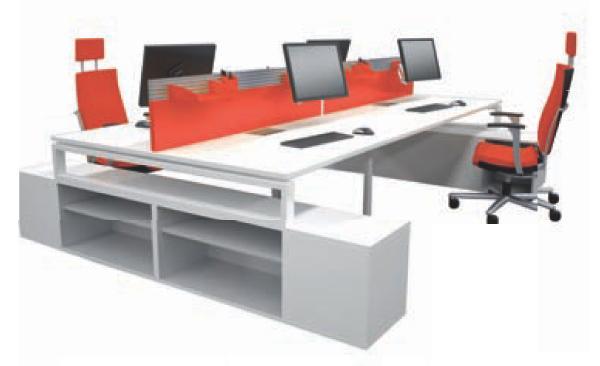 Le Mobilier De Bureau Faonne Les Open Spaces De Demain