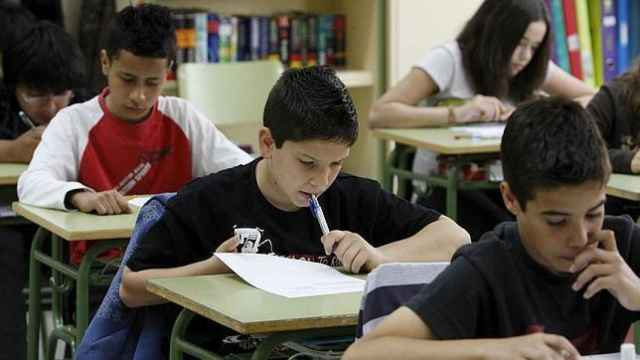 Resultado de imagen para niños de primaria no estudiando