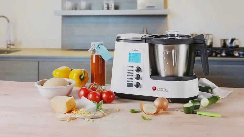 el robot de cocina del lidl ni la thermomix