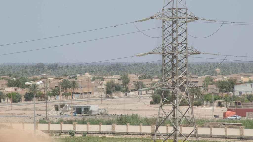 Panorámica de Najaf.
