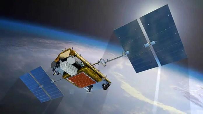 Starlink Satellite