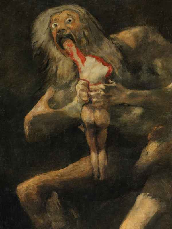 Os Museo Del Prado 'saturno' 'el Triunfo De Baco
