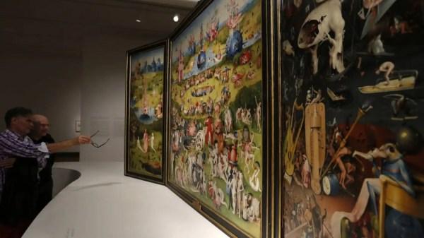 Os Museo Del Prado 'el Jard De Las Delicias' El