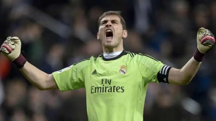 Iker Casillas, ¿puedes salir un momento?