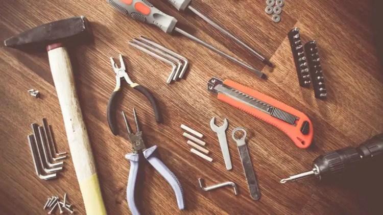 Cómo organizar las herramientas de bricolaje: trucos para almacenar