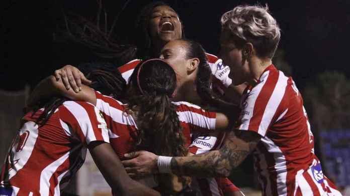 Granada - Atletico Madrid female