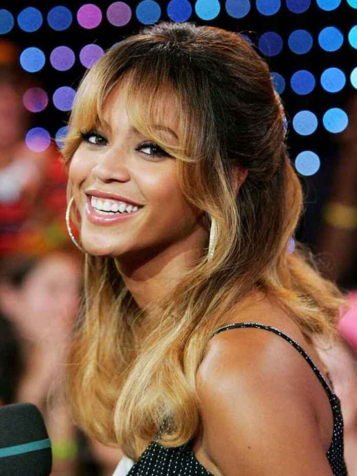 Beyoncé already sported the color Bronde in the year 2000.