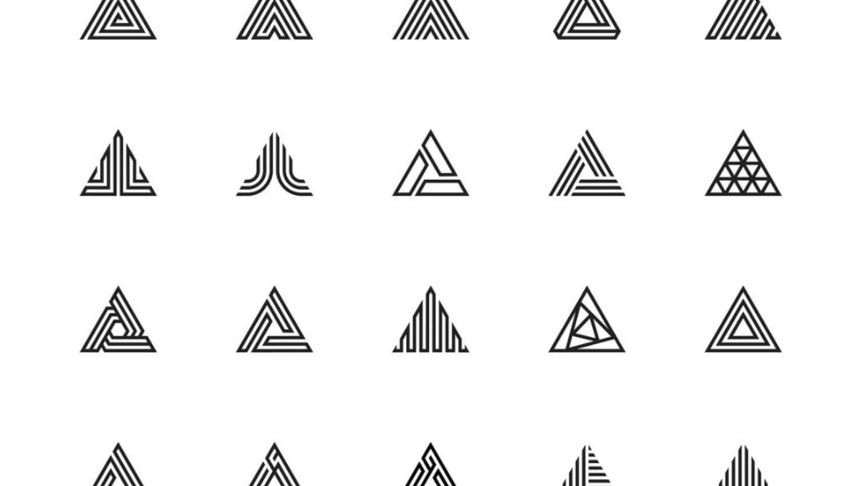 Significado De Los Tatuajes De Triangulos La