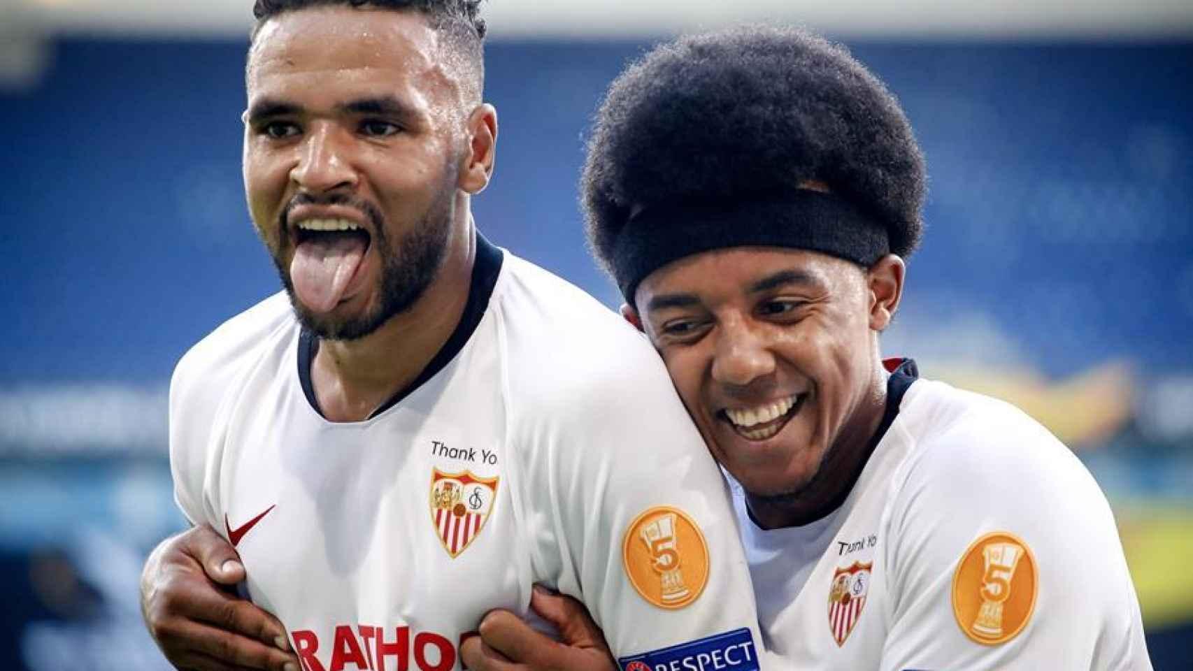 "Real madrid are eyeing either sevilla's jules kounde or villarreal's pau torres to replace raphael varane. Koundé y el Real Madrid: ""Siempre está bien que intereses ..."