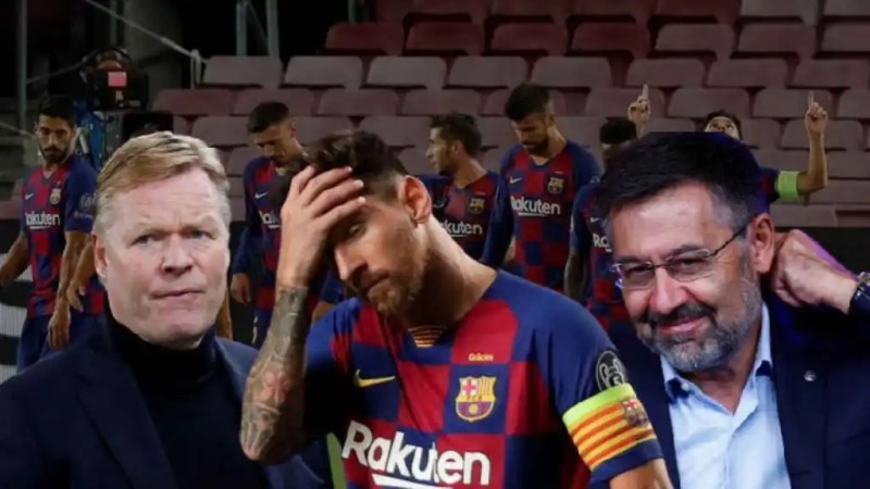 El Barça tiene un mes para la revolución imposible: sin dinero para fichar  y todo frenado