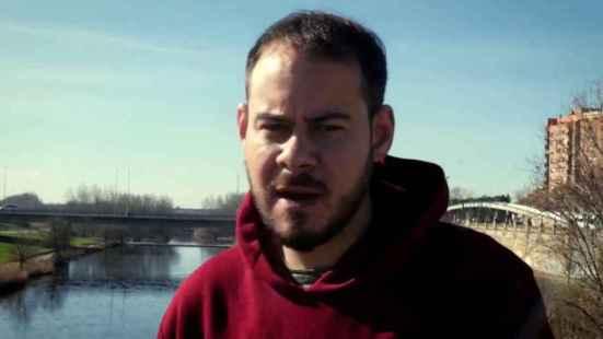 El rapero en uno de sus videoclips.