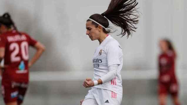 Real Madrid Femenino 2-0 EDF Logroño: El Real Madrid Femenino se pone al  día con un triunfo ante el Logroño