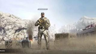 Warface Global Operations personaje