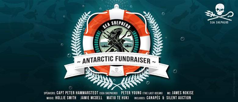 Sea Shepherd Antarctic Fundraiser