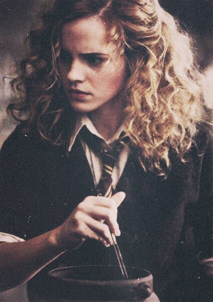 beautiful hermione harry potter  image 3389461 by