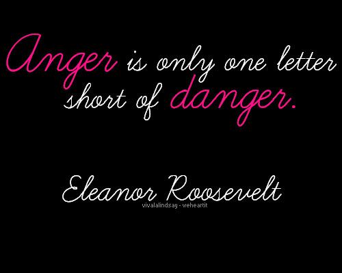 Iphone 5 Wallpaper Gossip Girl Anger Danger Eleanor Roosevelt Quote Image 142887 On
